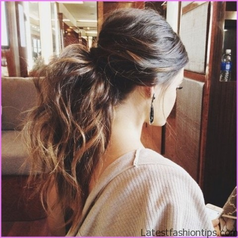 Twisted Everyday Double Ponytail Hairstyle_8.jpg