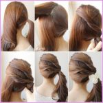 Twisted Everyday Double Ponytail Hairstyle_9.jpg