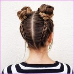 Upside Down French Braid Bun Style Hairstyle_8.jpg