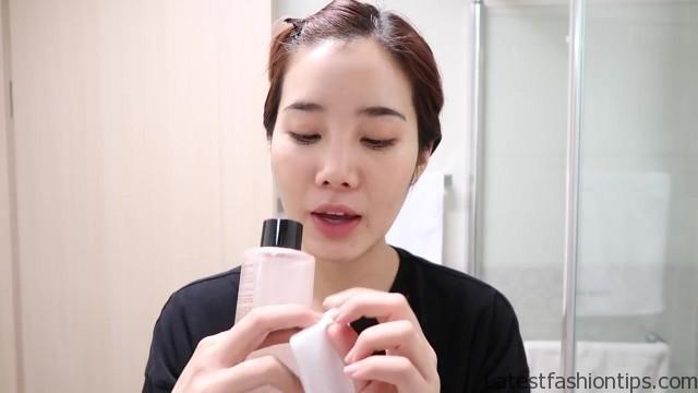 10 step korean skincare routine nighttime talk thru 07