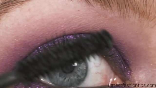 3 colorful eye makeup looks tutorial short cuts 11