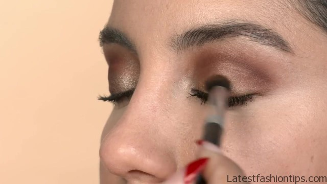 3 colorful eye makeup looks tutorial short cuts 16