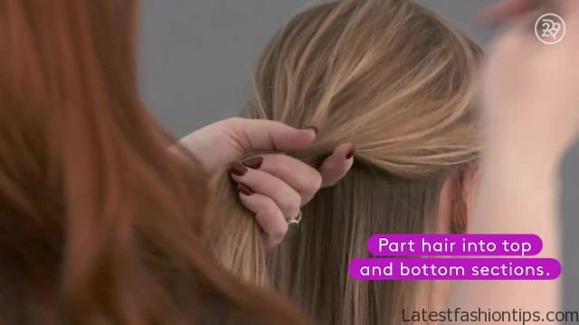 3 easy gorgeous holiday hairstyles to recreate beauty in a snap 11