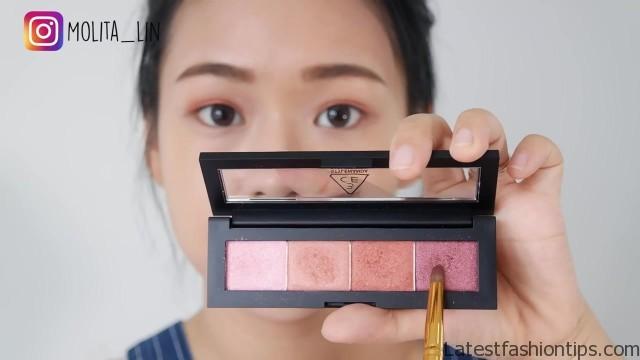 3ce korean one brand tutorial review molita lin 33
