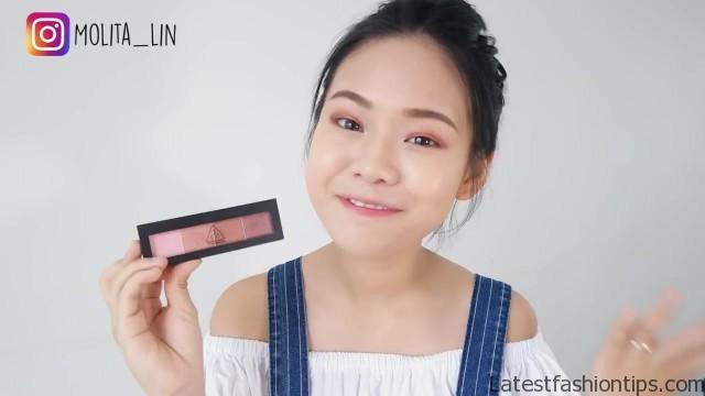 3ce korean one brand tutorial review molita lin 41