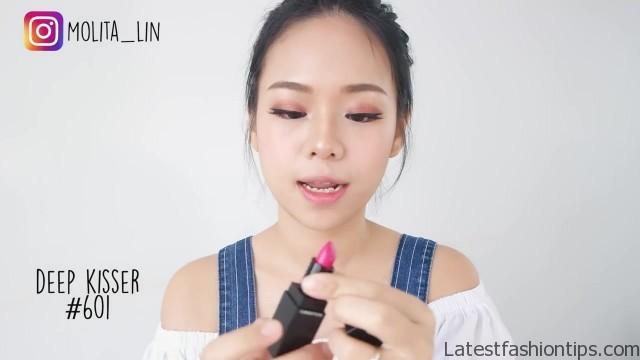 3ce korean one brand tutorial review molita lin 63