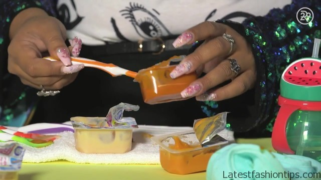 baby food challenge with patrick starrr youtube challenges 22
