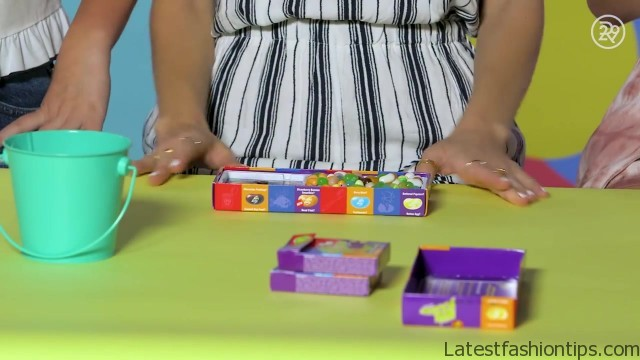 brooklyn bailey mystery jelly bean challenge with lucie fink youtube challenges 14