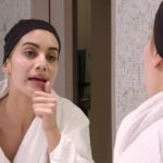 camila coelhos nighttime routine go to bed with me harpers bazaar 11