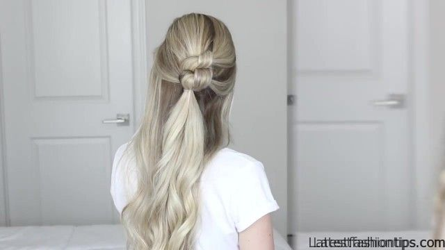 Easy Back To School Hairstyles 2018 Latestfashiontips Com