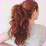 EASY HAIRSTYLES FOR SPRING Perfect For Medium Hair and Long Hair_1.jpg