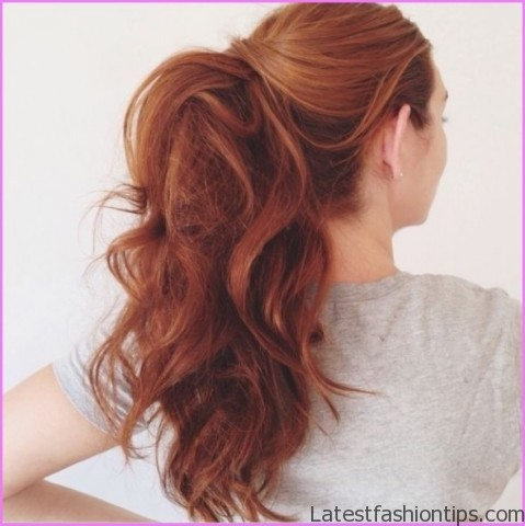 easy hairstyles for spring perfect for medium hair and long hair 1 EASY HAIRSTYLES FOR SPRING Perfect For Medium Hair and Long Hair