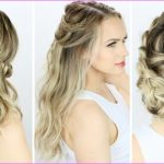 EASY HAIRSTYLES FOR SPRING Perfect For Medium Hair and Long Hair_11.jpg