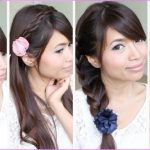 EASY HAIRSTYLES FOR SPRING Perfect For Medium Hair and Long Hair_3.jpg