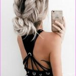 EASY HAIRSTYLES FOR SPRING Perfect For Medium Hair and Long Hair_4.jpg