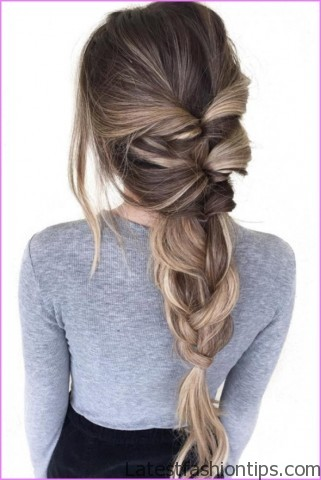 easy hairstyles for spring perfect for medium hair and long hair 6 EASY HAIRSTYLES FOR SPRING Perfect For Medium Hair and Long Hair