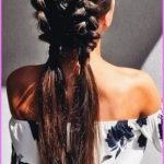 EASY HAIRSTYLES FOR SPRING Perfect For Medium Hair and Long Hair_8.jpg
