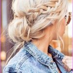 EASY HAIRSTYLES FOR SPRING Perfect For Medium Hair and Long Hair_9.jpg