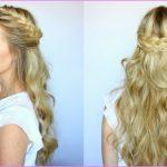 Half-Up Dutch Crown Braid Hairstyle SIMPLE EASY_1.jpg