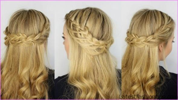 Half-Up Dutch Crown Braid Hairstyle SIMPLE EASY_2.jpg