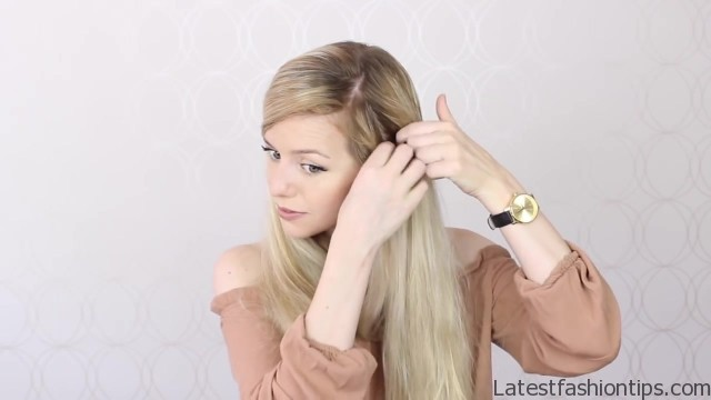 how to best heatless waves hair tutorial quick easy 06 HOW TO BEST HEATLESS Waves Hair Tutorial QUICK EASY