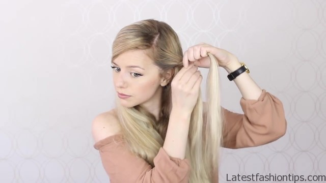 how to best heatless waves hair tutorial quick easy 09 HOW TO BEST HEATLESS Waves Hair Tutorial QUICK EASY