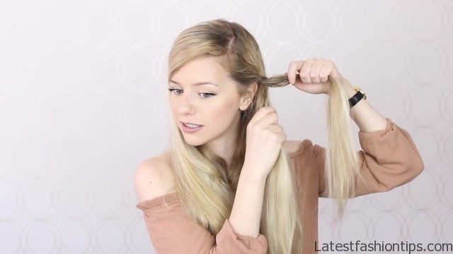 how to best heatless waves hair tutorial quick easy 12 HOW TO BEST HEATLESS Waves Hair Tutorial QUICK EASY
