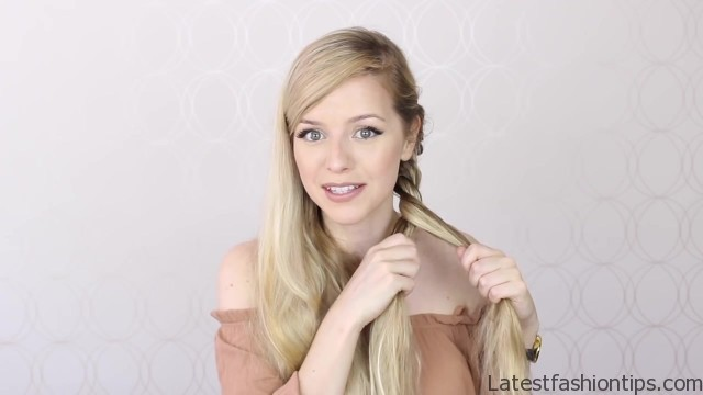 how to best heatless waves hair tutorial quick easy 14 HOW TO BEST HEATLESS Waves Hair Tutorial QUICK EASY