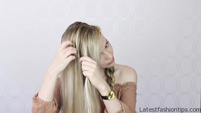 how to best heatless waves hair tutorial quick easy 16 HOW TO BEST HEATLESS Waves Hair Tutorial QUICK EASY