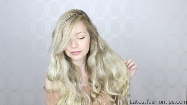how to best heatless waves hair tutorial quick easy 22 HOW TO BEST HEATLESS Waves Hair Tutorial QUICK EASY
