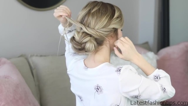 how to braided up do 41