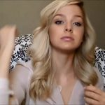how to curl your hair with a hair straightener flat iron 52
