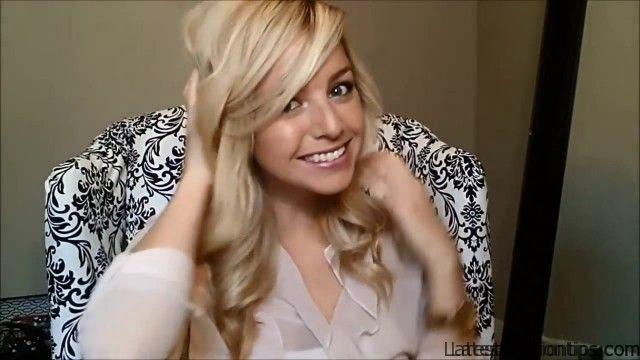 how to curl your hair with a hair straightener flat iron 56