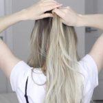 how to dutch fishtail faux hawk festival school boho hairstyle 14