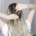 how to dutch fishtail faux hawk festival school boho hairstyle 27