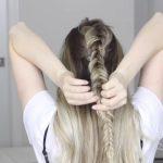 how to dutch fishtail faux hawk festival school boho hairstyle 30