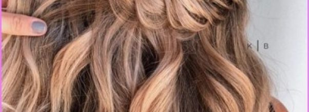 HOW TO Half-up Half-down Festival Hair Tutorial Fishtail braid_0.jpg