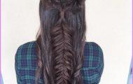 HOW TO Half-Up Half-Down Hairstyle Pull Through Braid Fishtail Braid_1.jpg