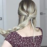 how to messy updo hair tutorial 17