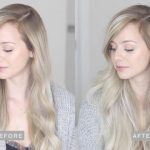 how to messy voluminous ponytail tutorial 11