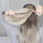 how to messy voluminous ponytail tutorial 16