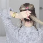 how to messy voluminous ponytail tutorial 18