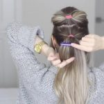 how to messy voluminous ponytail tutorial 19