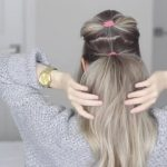 how to messy voluminous ponytail tutorial 21