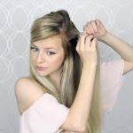 how to pull through crown braided hair tutorial summer inspired long medium hair 09
