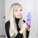 how to remove brass from blonde hair tone hair at home 07
