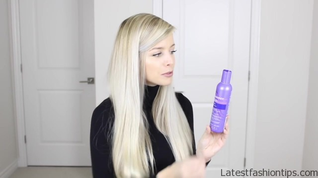 how to remove brass from blonde hair tone hair at home 08