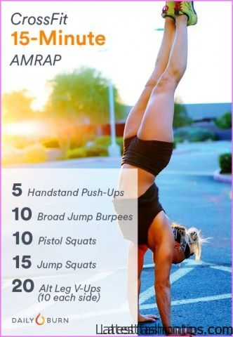Crossfit Exercise Routines Crossfit Ab Exercises