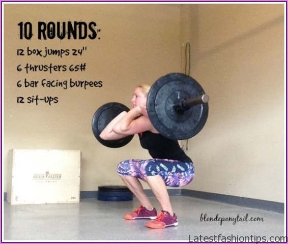 Crossfit Training Workouts Crossfit Workouts At The Gym_6.jpg