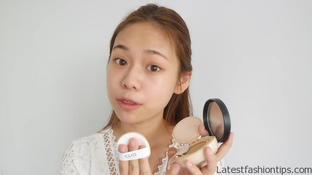 cute korean makeup tutorial eng sub molita lin 17